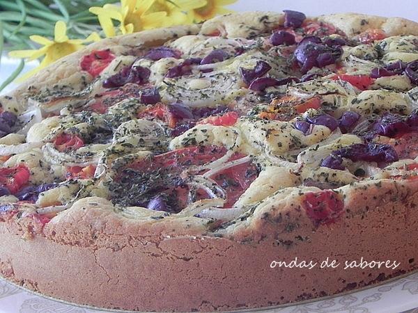 Torta de Sardinha Fofinha