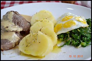 molho simples para comer com ovo de codorna