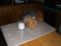 Grab 'N' Go Breakfast Cookies
