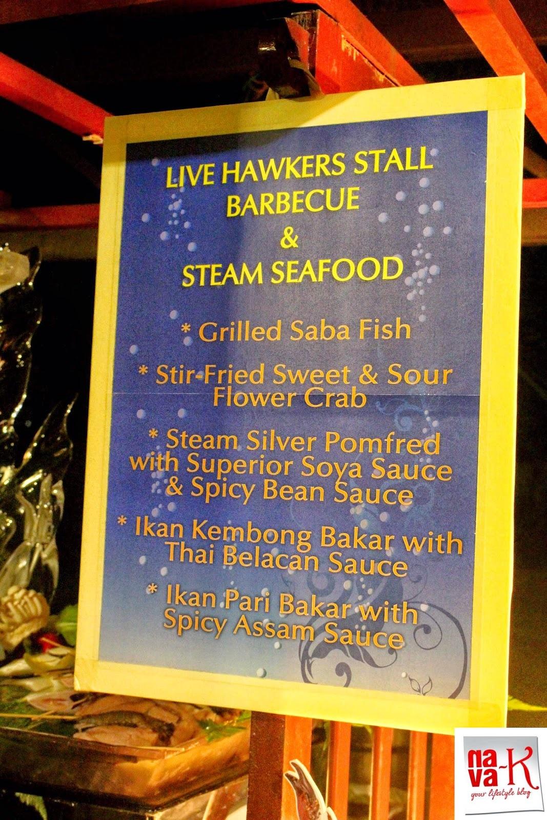 Dorsett Grand Subang - Seafood Promotion: Neptune's Kingdom @ Terraza Brasserie