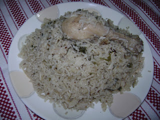 Chicken Pulao (Party Menu)