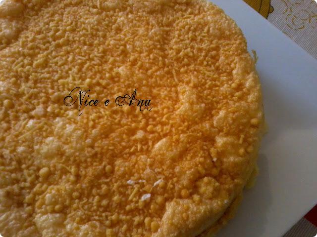 torta salgada de frango na batedeira