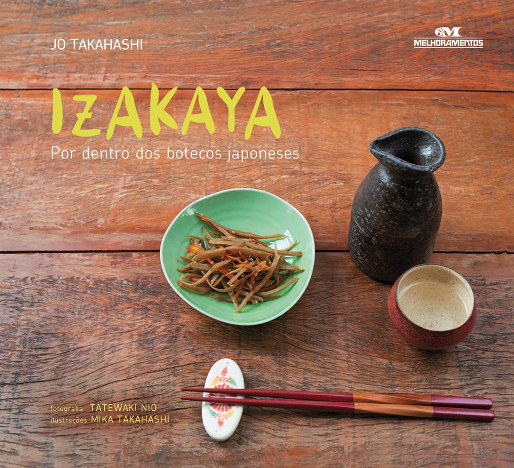 Livros: Izakaya - por dentro dos botecos japoneses