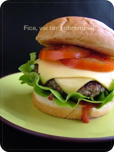 modelador de hamburguer caseiro