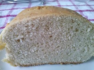 Pãozinho caseiro - para intolerantes à lactose