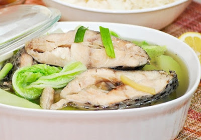 HOW TO COOK PESANG TILAPIA