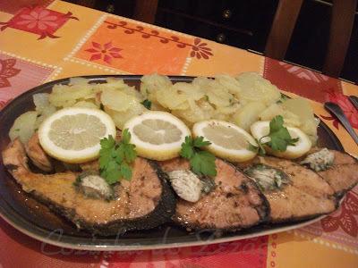 acompanhamento para sashimi de salmão