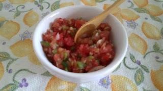 salsa de chile
