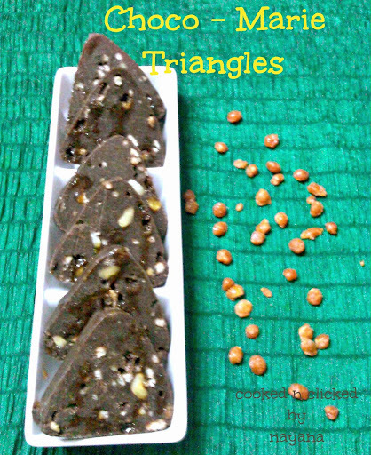 Choco - Marie Triangles