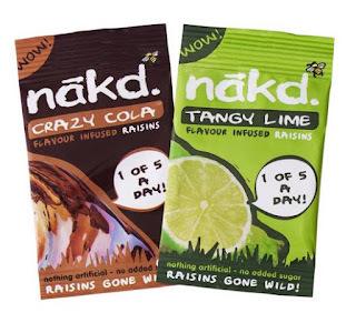 homemade nakd bars