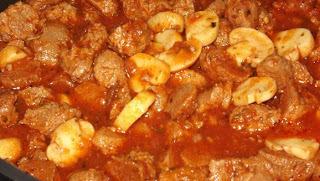 Estrogonofe de soja: receita de estrogonofe de carne de soja
