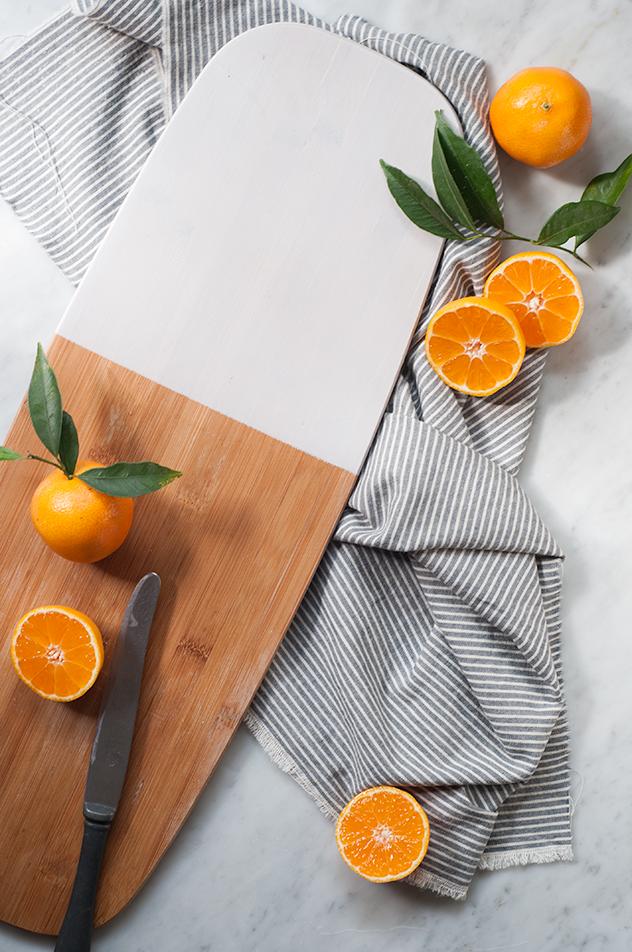 Recetas con Mandarinas: Cuadrados cítricos y Ensalada de betarraga con mandarinas