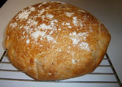 Chlieb z hrnca