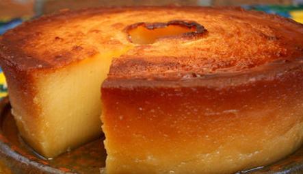 bolo de aipim cremoso de liquidificador