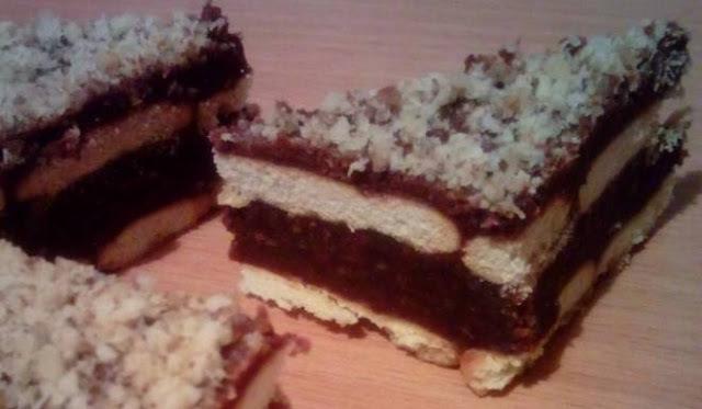 TROKUTI: Kolačići neodoljivog je okusa - spoj čokolade, keksa i oraha