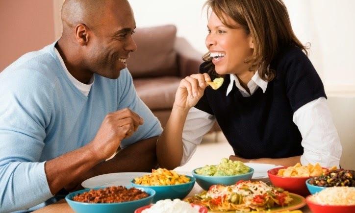 Dicas para comer certo - Elibia Portela