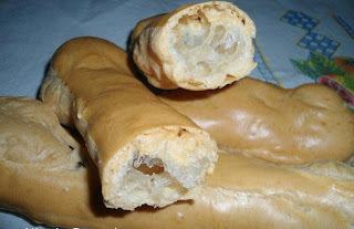 biscoito doce de polvilho azedo assado