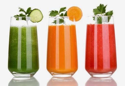 Sucos hidratam e são aliados no verão I