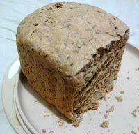 pao integral com grãos maquina de pão
