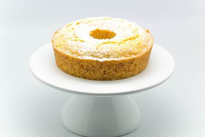 Orange-Carrot-Coconut Cake