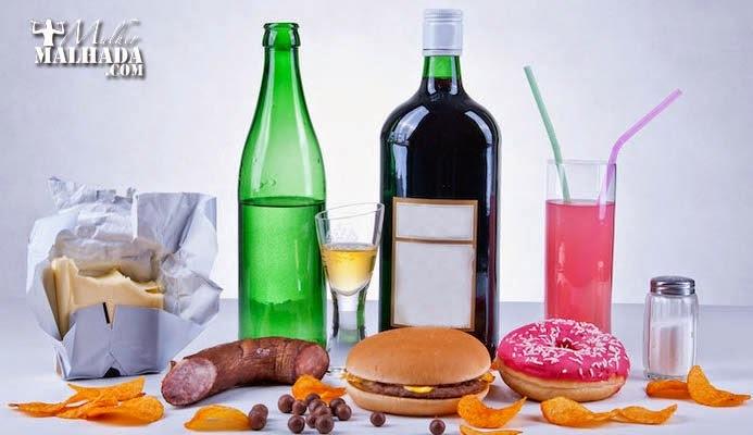 7 Ingredientes que você não quer perto da sua boca