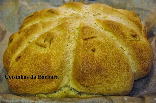 Receita de Pão Sovado de Cato (Panem Depsticium)