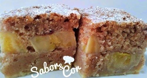 Torta Especial de Banana