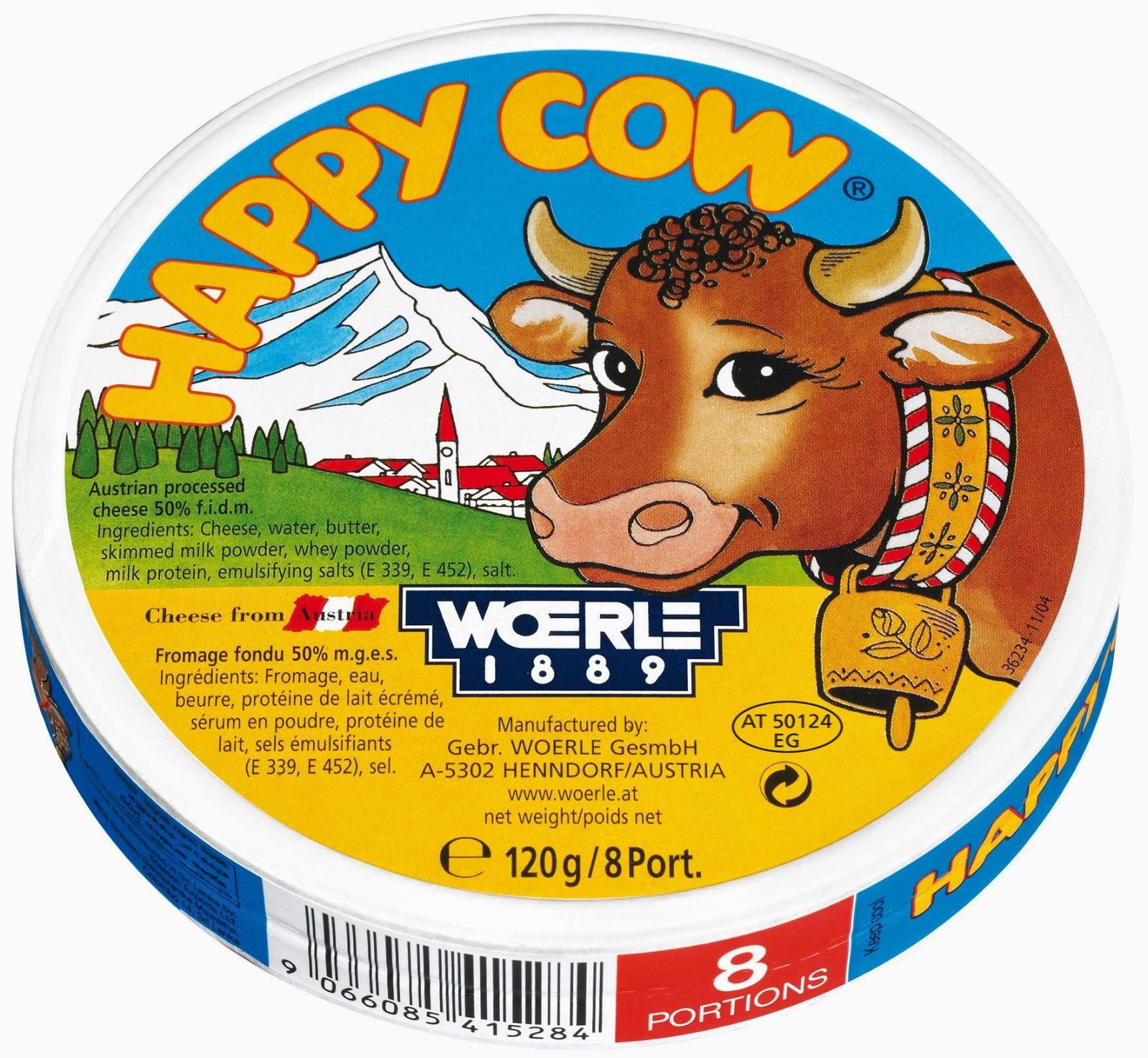 Novidade Allfood: Queijo Happy Cow