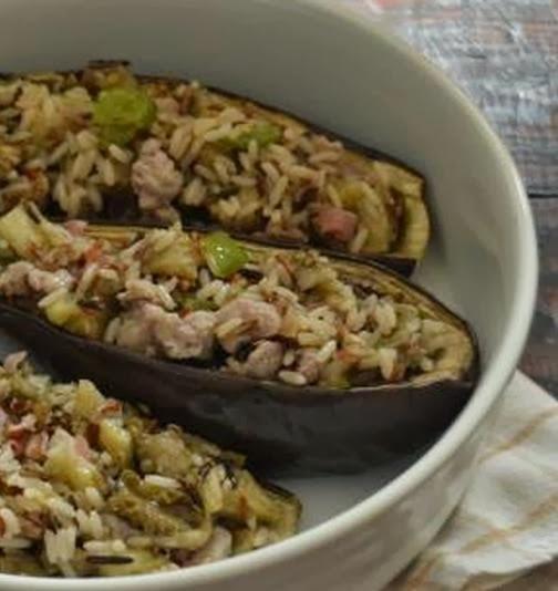 Recetas vegetarianas con berenjena