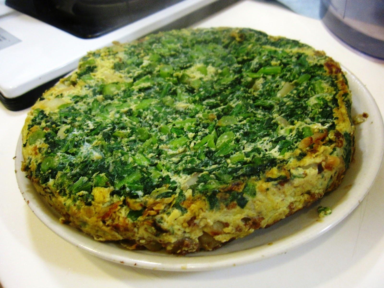 馬鈴薯蔬菜厚煎餅