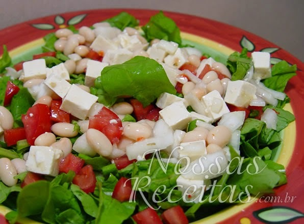pratos simples saborosos e rapidos saladas