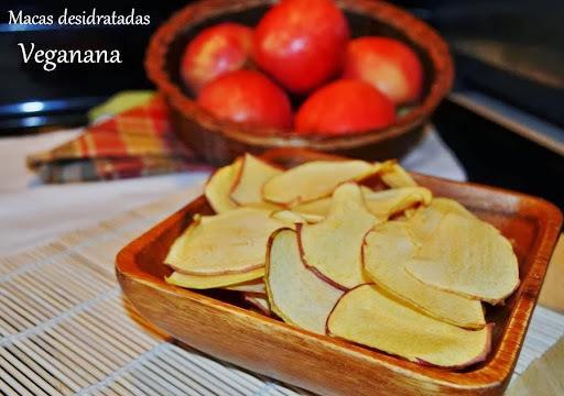 como fazer frutas desidratadas