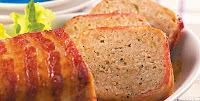Bolo de Frango com Bacon