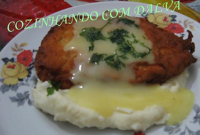salada com sardinha ovo e batata
