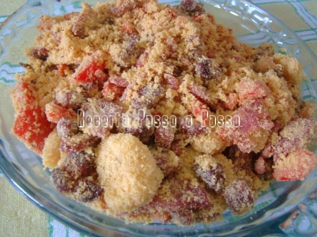 Farofa Picante / Spicy Farofa
