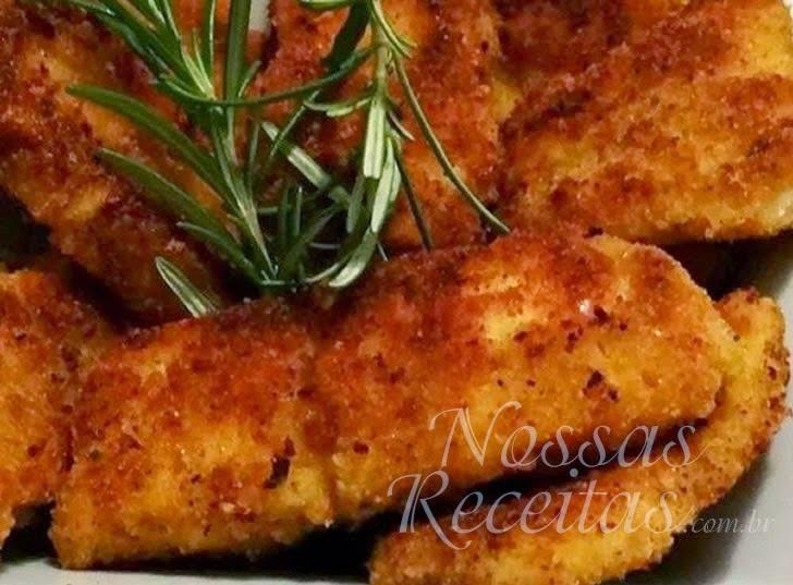 Nuggets de peixe