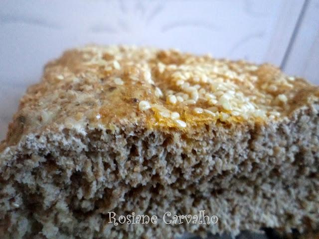 farinha de trigo integral pode fazer mingau