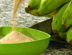 sopa de banana verde tem o mesmo efeito da farinha de banana verde