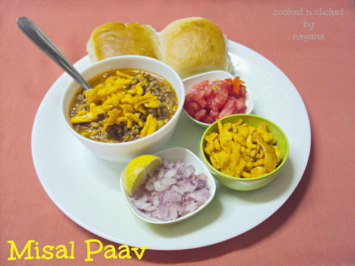 Misal Pav ( for Sunday Brunch)