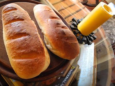 Pan blanco y un poco de historia