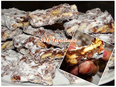 Palha Italiana com Ovomaltine