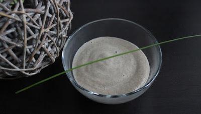 Soupe de champignons au boursin ail et fines herbes au thermomix ou sans