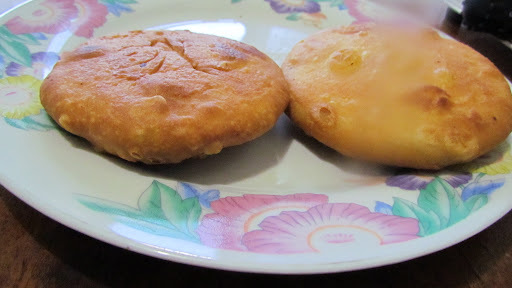 Kachori (Stuffed and fried Indian Bread)