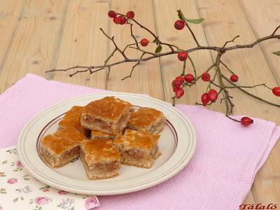Finom almás pite