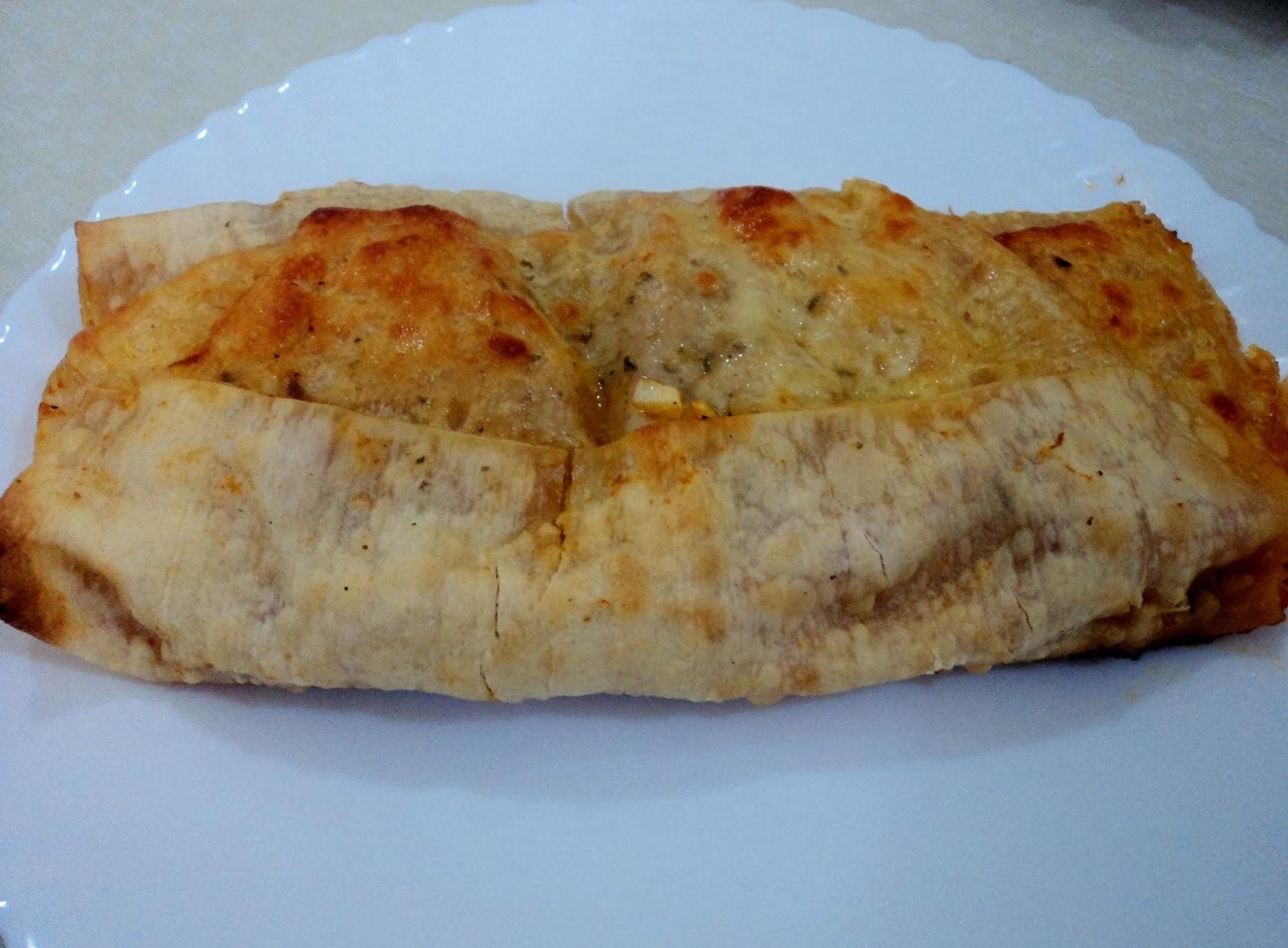 torta Pastelão de mandioca com carne seca #Quinta-Feira