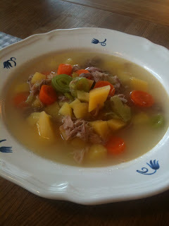 hjemmelaget suppe