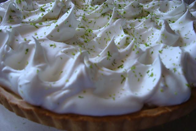 torta de limao com farinha e gordura vegetal