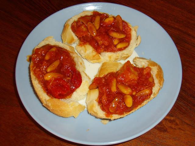 Titaina - Pimiento, Tomate y Atún - Fondo de nevera