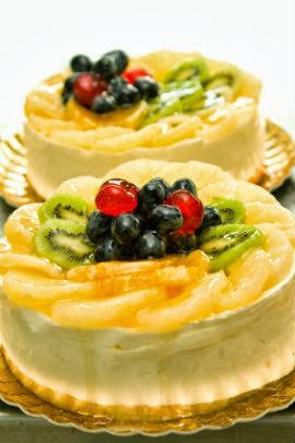 bolo gelado de limão com massa pronta