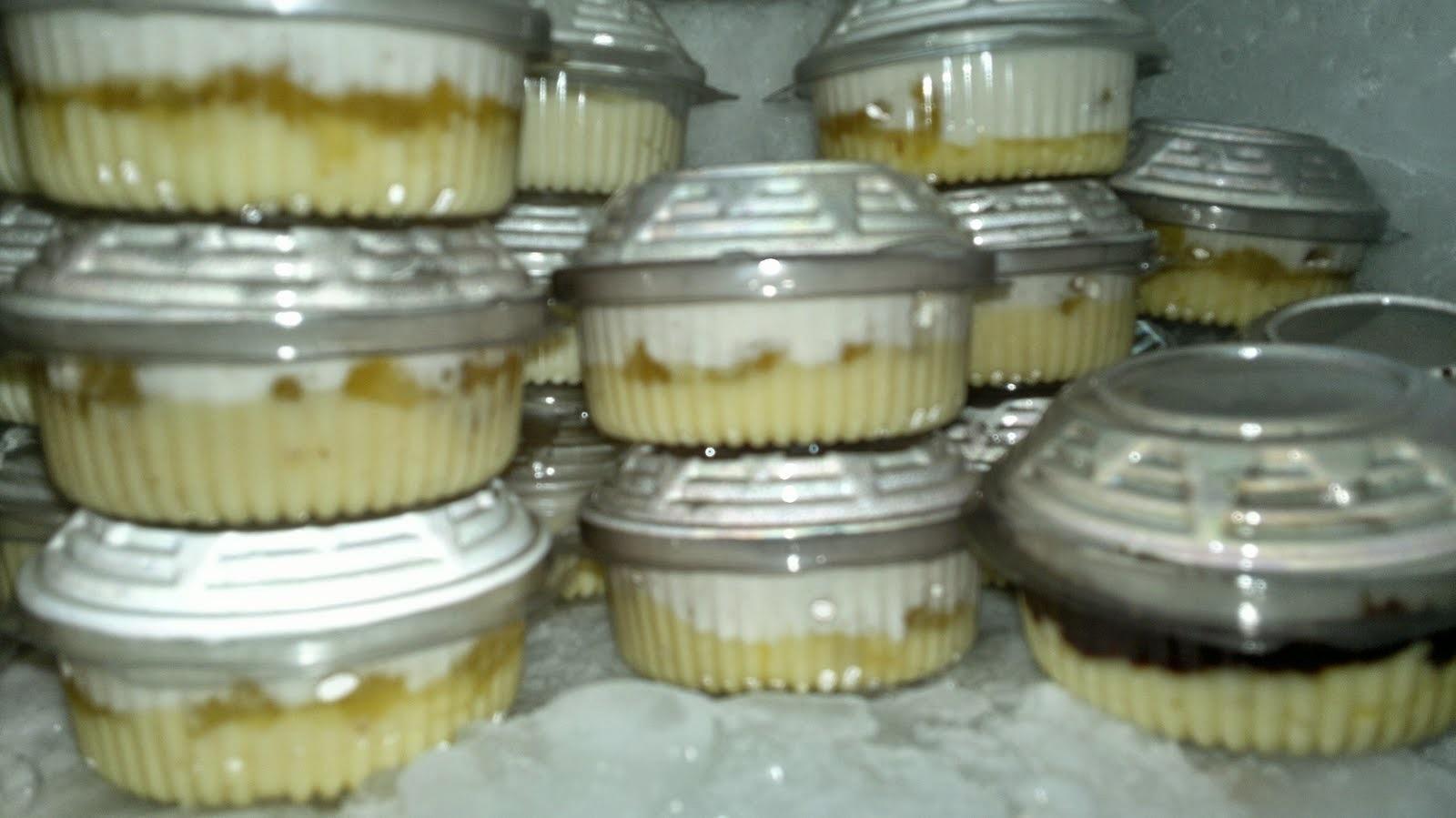 Creme de Abacaxi para vender em porções ou rechear bolo no pote